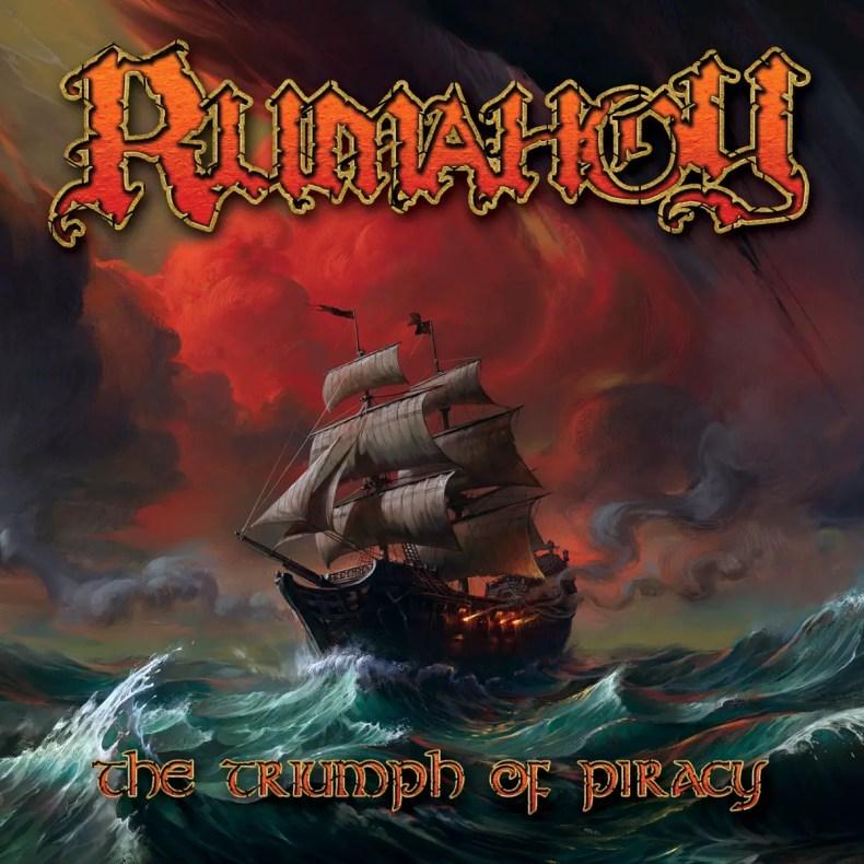 "rumahoy ttop - REVIEW: RUMAHOY - ""The Triumph of Piracy"""