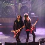 ARCH ENEMY 14 - GALLERY: Arch Enemy, Wintersun & Tribulation Live at Koko, London