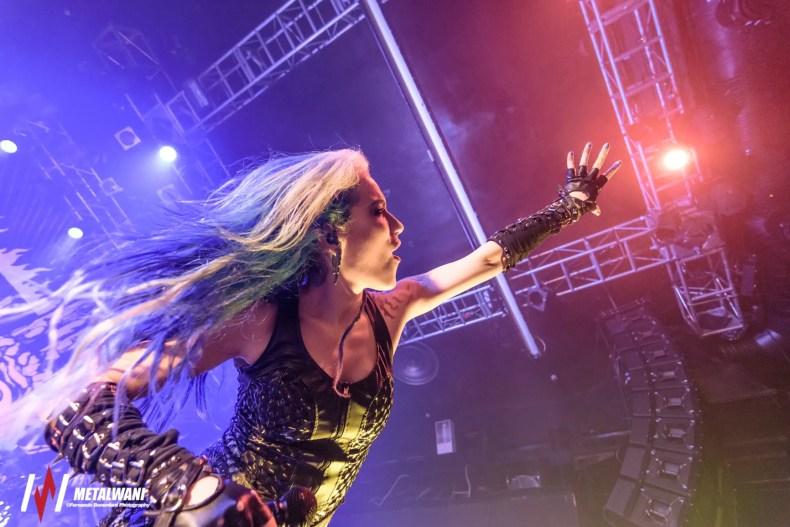 ARCH ENEMY 25 - GALLERY: Arch Enemy, Wintersun & Tribulation Live at Koko, London