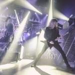 ARCH ENEMY 38 - GALLERY: Arch Enemy, Wintersun & Tribulation Live at Koko, London