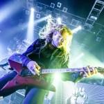 ARCH ENEMY 39 - GALLERY: Arch Enemy, Wintersun & Tribulation Live at Koko, London