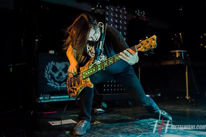 Havok 03.jpg 1024x684 - GIG REVIEW: Anthrax, Killswitch Engage & Havok Live at the London Music Hall, Ontario