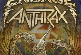 Killthrax Tour - GIG REVIEW: Anthrax, Killswitch Engage & Havok Live at the London Music Hall, Ontario