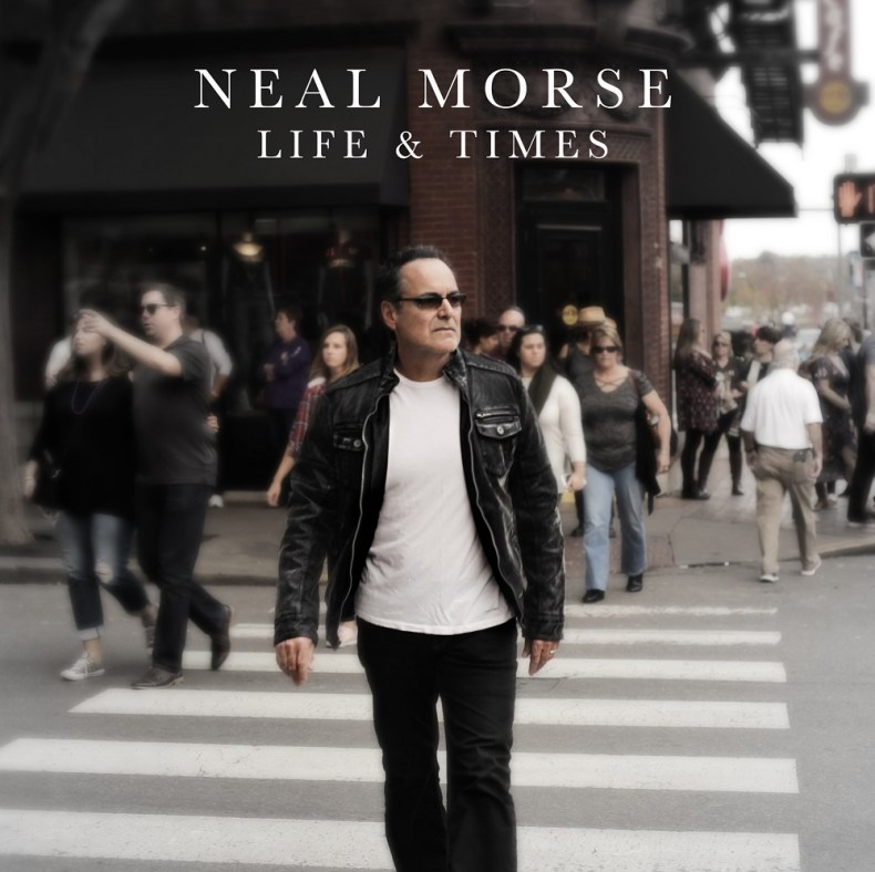 "LifeTimes - REVIEW: NEAL MORSE - ""Life & Times"""
