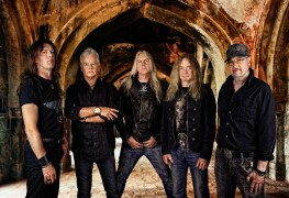 Saxon - SAXON Frontman Reveals The Lessons They Learnt From Touring With MOTÖRHEAD