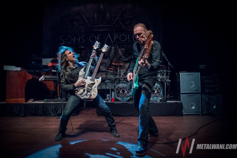 SonsOfApollo 011.jpg 1024x684 - GIG REVIEW: An Evening With SONS OF APOLLO Live at Town Ballroom, Buffalo, NY