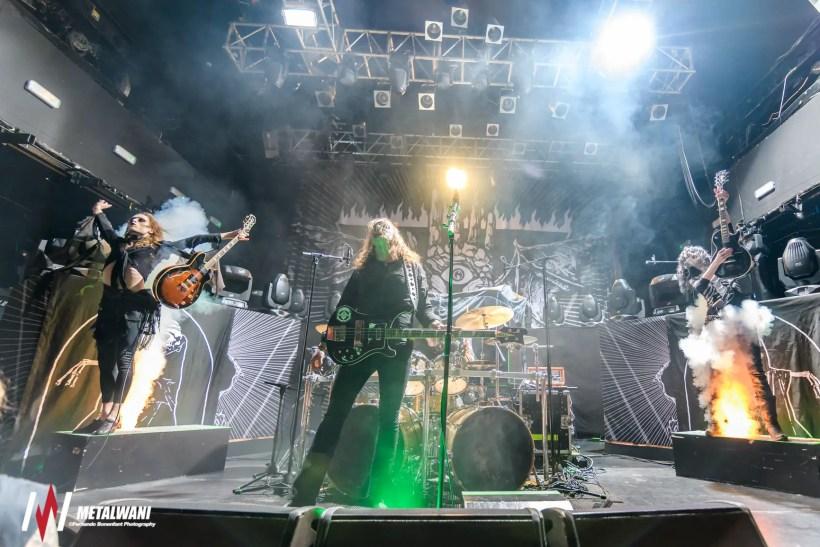 TRIBULATION  6 1024x683 - GIG REVIEW: Arch Enemy, Wintersun & Tribulation Live at Koko, London