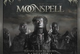 moonspell cof - GIG REVIEW: Cradle Of Filth & Moonspell Live at MON, Madrid