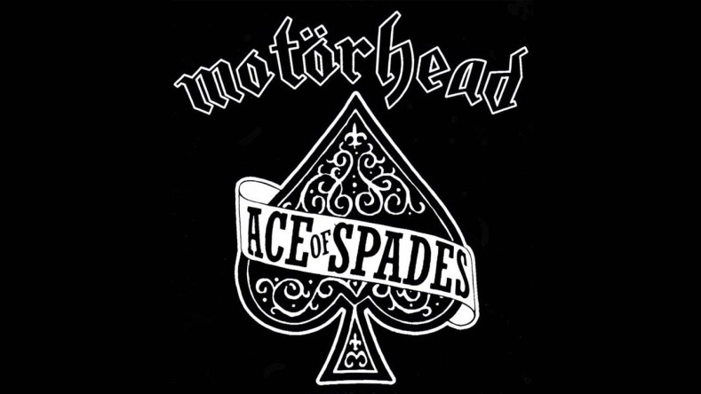 motorhead ace of spades - Highway To The Jackpot: Combining Your Love Of Casinos With Metal Music