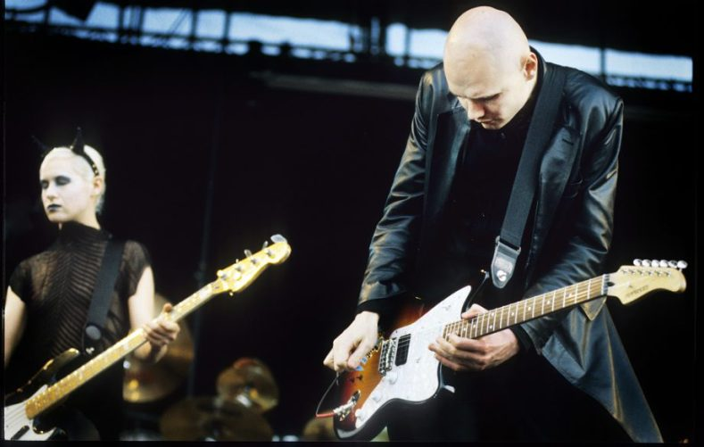 smashing pumpkins - THE SMASHING PUMPKINS Drama: 'Disgusted' D'arcy Wretzky Reveals How She Was Excluded From Reunion