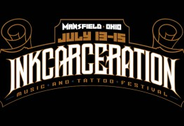 INKcarceration banner - FESTIVAL REPORT: INKCARCERATION Music and Tattoo Festival Announces Massive Lineup; Tickets On Sale Now