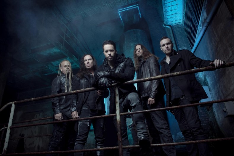 "Kamelot 2018 - INTERVIEW: KAMELOT's Thomas Youngblood on 'The Shadow Theory' - ""It Reflects The Current Status Of The World"""