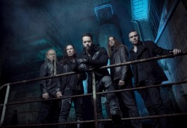 """Kamelot 2018 - INTERVIEW: KAMELOT's Thomas Youngblood on 'The Shadow Theory' - """"It Reflects The Current Status Of The World"""""""