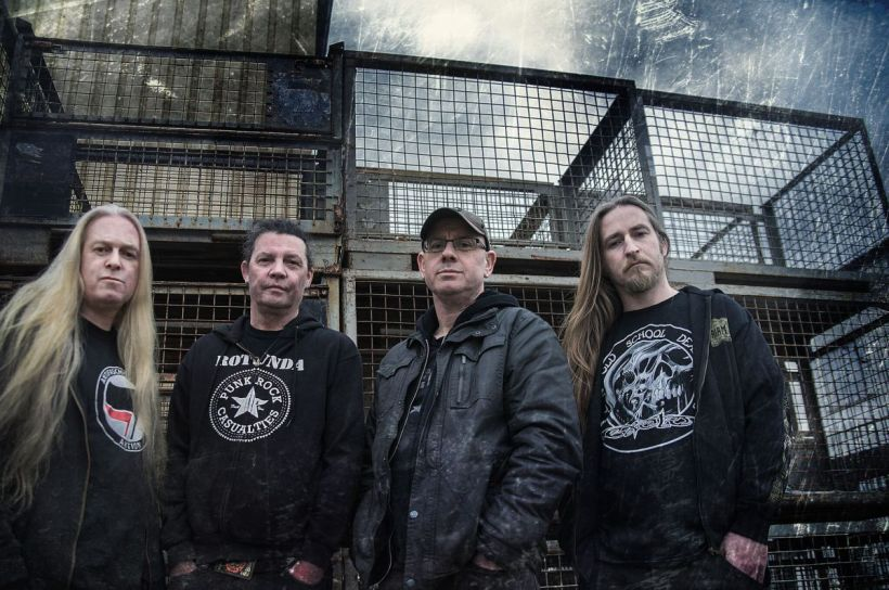 "Memoriam band 1 1024x679 - REVIEW: MEMORIAM - ""The Silent Vigil"""