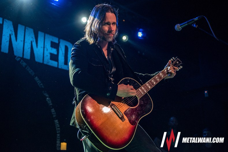 Myles Kennedy 1 - GALLERY: An Evening With MYLES KENNEDY Live at Rescue Rooms, Nottingham