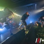 Obituary 07 - GALLERY: Obituary, Exmortus & Ingested Live at Manchester Academy, Manchester