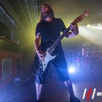 Obituary 08 - GALLERY: Obituary, Exmortus & Ingested Live at Manchester Academy, Manchester