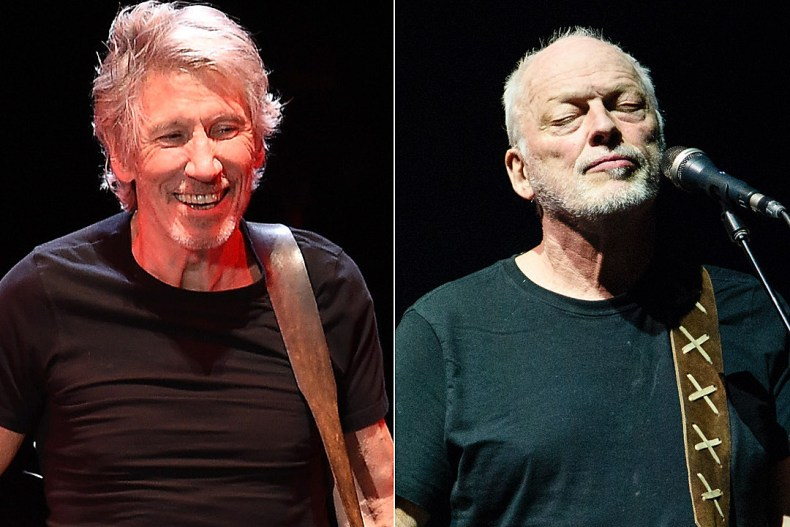 Roger Waters David Gilmour - David Gilmour Reveals A Song That Made Him Continue PINK FLOYD Without Roger Waters