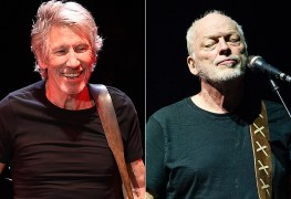 """Roger Waters David Gilmour - PINK FLOYD's David Gilmour on Roger Waters: """"He Forced His Way To Become A Central Figure"""""""