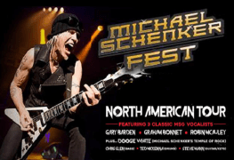 Schenker - GIG REVIEW: An Evening With MICHAEL SCHENKER FEST Live at Royal Oak Music Theatre, MI
