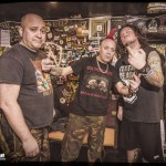 THE EXPLOITED   - GALLERY: The Exploited & The Varukers Live at Underworld, London