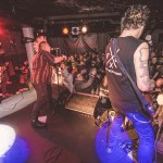 THE VARUKERS 2 - GALLERY: The Exploited & The Varukers Live at Underworld, London