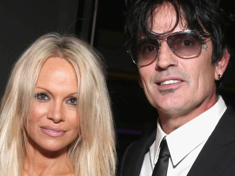 Tommy Lee Pamela Anderson - MOTLEY CRUE Drummer Claims Pamela Anderson ''Poisoned'' Their Sons Against Him