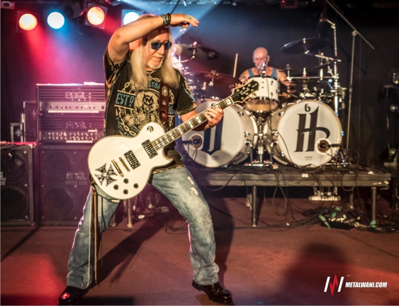 UH  metalwani - GALLERY: An Evening With URIAH HEEP Live at Token Lounge, Westland, MI