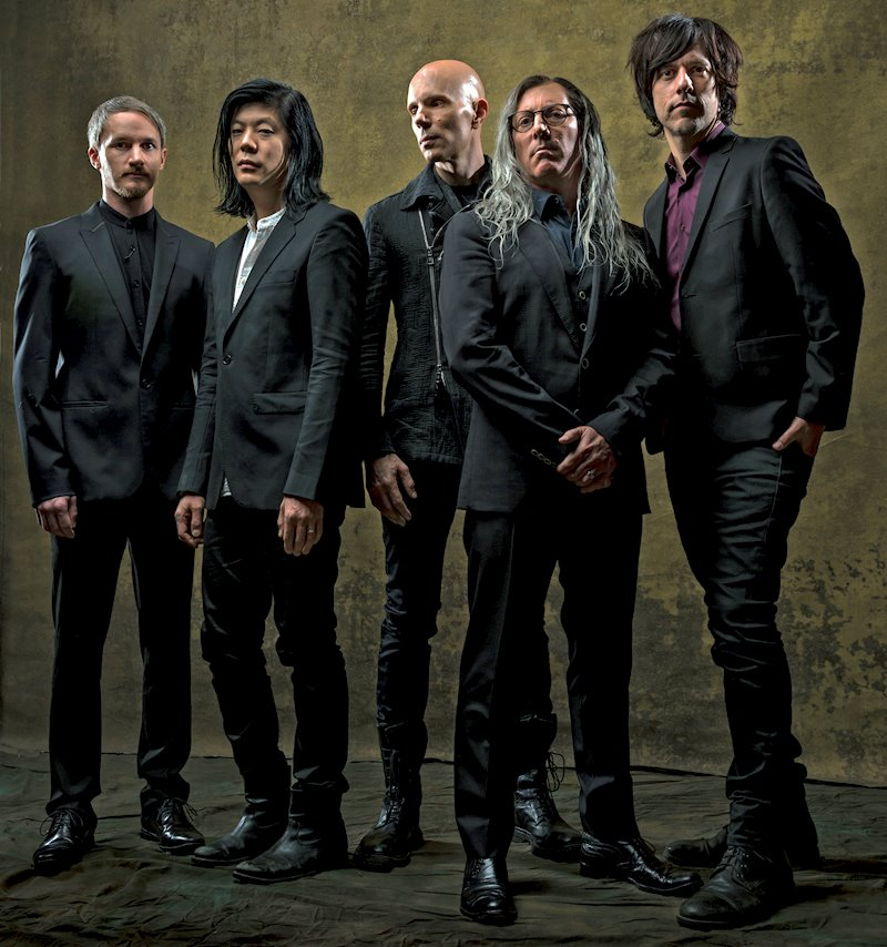 """583929 - REVIEW: A PERFECT CIRCLE - """"Eat The Elephant"""""""