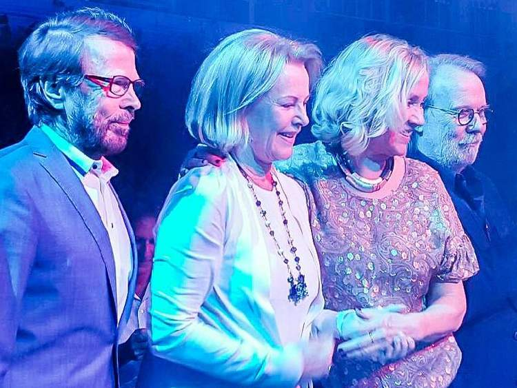Abba 2018 - ABBA Reunion: Legends To Release First New Music in 35 Years!