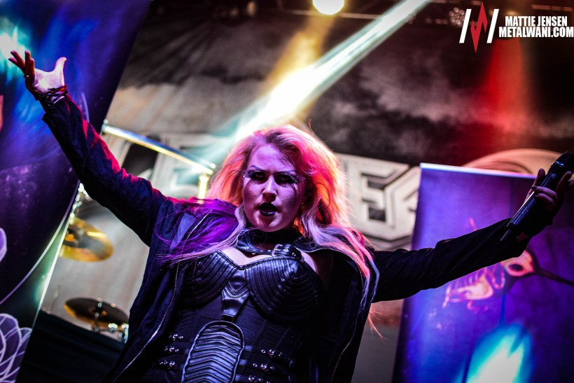 BattleBeast 8 1024x683 - GIG REVIEW: Kamelot, Delain & Battle Beast Live at The Mercury Ballroom, Louisville, KY