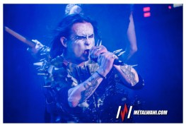 COF 15 MW - GALLERY: Cradle Of Filth, Jinjer & Uncured Live at St. Andrews Hall, Detroit