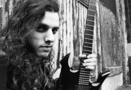 Chuck Schuldiner - Drum Legend GENE HOGLAN Explains Why Chuck Schuldiner Was Uncomfortable With Being Called 'Godfather Of Death Metal'