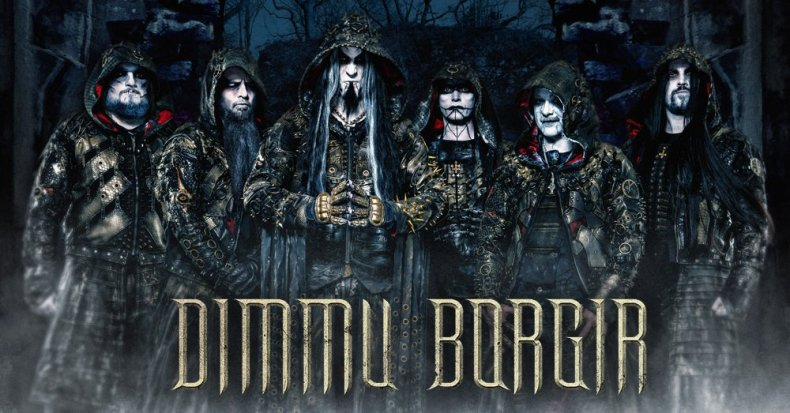 "Dimmu Borgir 2018 - INTERVIEW: DIMMU BORGIR's Shagrath & Silenoz on 'Eonian': ""It Sums Up The Whole History Of The Band"""