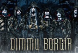 Dimmu Borgir 2018 - PREMIERE: DIMMU BORGIR Discuss Touring Plans After The Release Of 'Eonian'