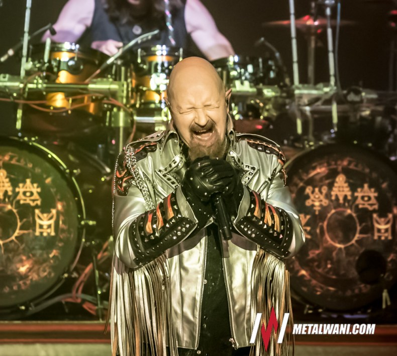"Judas Priest 12 - JUDAS PRIEST Frontman: ""When I Stand on Stage in St. Petersburg, Russia, That's a Victory for Gay People"""