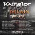 Kamelot Tour - GIG REVIEW: Kamelot, Delain & Battle Beast Live at The Mercury Ballroom, Louisville, KY