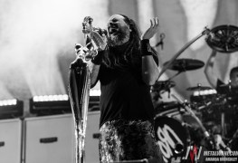 Korn 8 - GALLERY: DOWNLOAD MELBOURNE 2017 Live at Flemington Racecourse, Australia
