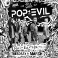 Pop Evil - GIG REVIEW: An Evening With POP EVIL Live at Town Ballroom, Buffalo, NY