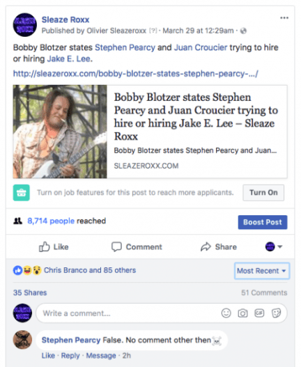 Screen Shot stephen pearcy 246x300 - RATT Frontman Stephen Pearcy Responds To Rumors Around Hiring Jake E. Lee