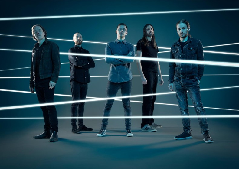 TesseracT 2018 - INTERVIEW: TESSERACT's Daniel Tompkins on 'Sonder', Experimentation & Why The Best Is Yet To Come