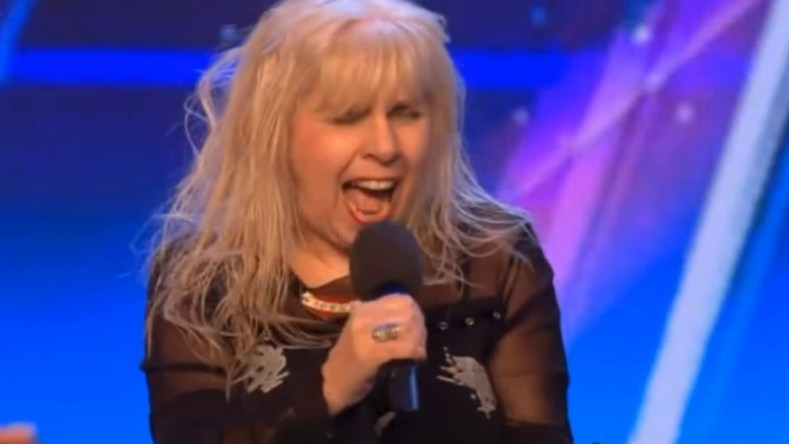 AcDcWomen - Watch 68-Year-Old Woman Rock AC/DC's 'Highway To Hell' On Britain's Got Talent
