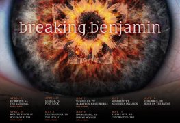 BB - GIG REVIEW: An Evening With BREAKING BENJAMIN Live at Uptown Theater, Kansas City, MO