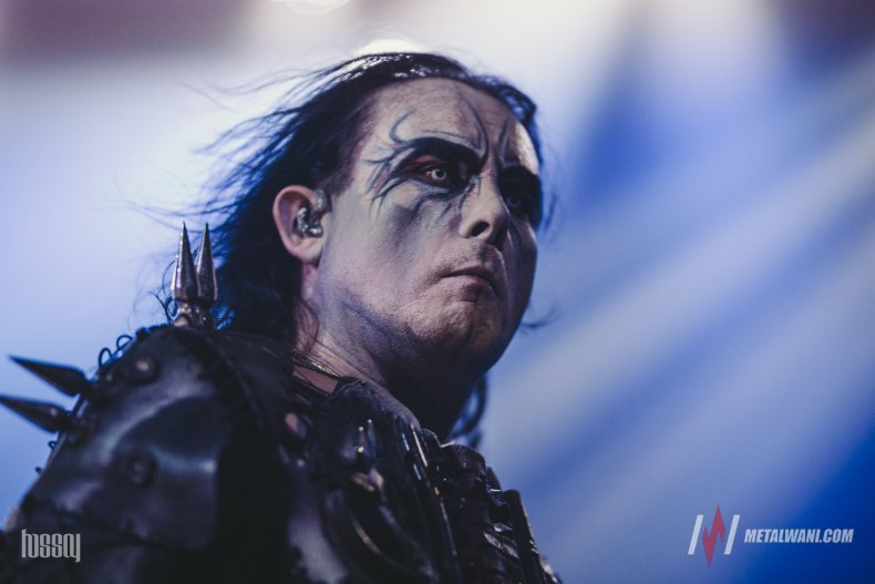 Cradle of filth 24 - GALLERY: Cradle Of Filth & Hybrid Nightmares Live at 170 Russell, Melbourne