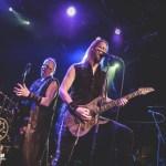 ENSIFERUM 33 - GALLERY: Ensiferum & Ex-Deo Live at O2 Islington Academy, London