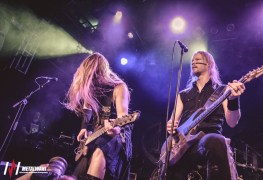 ENSIFERUM 39 - GALLERY: Ensiferum & Ex-Deo Live at O2 Islington Academy, London