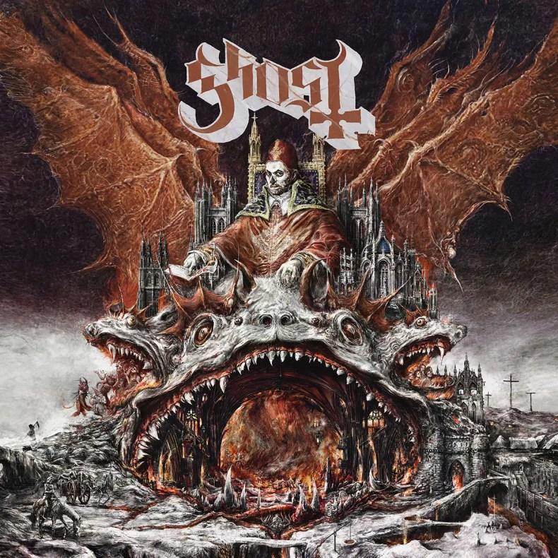 "Ghost Prequelle - REVIEW: GHOST - ""Prequelle"""