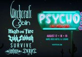 Psycho - FESTIVAL REPORT: Psycho Las Vegas Announces First Set Of Bands For 2018 Edition