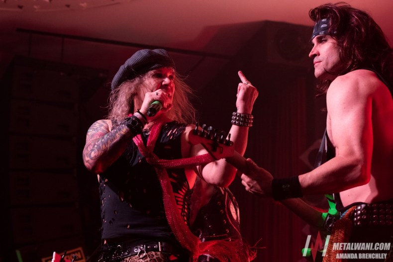 SteelPanther 200518 17 - STEEL PANTHER Guitarist Gets Annoyed After Singer Compliments GRETA VAN FLEET