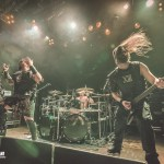 ex deo 10 - GALLERY: Ensiferum & Ex-Deo Live at O2 Islington Academy, London